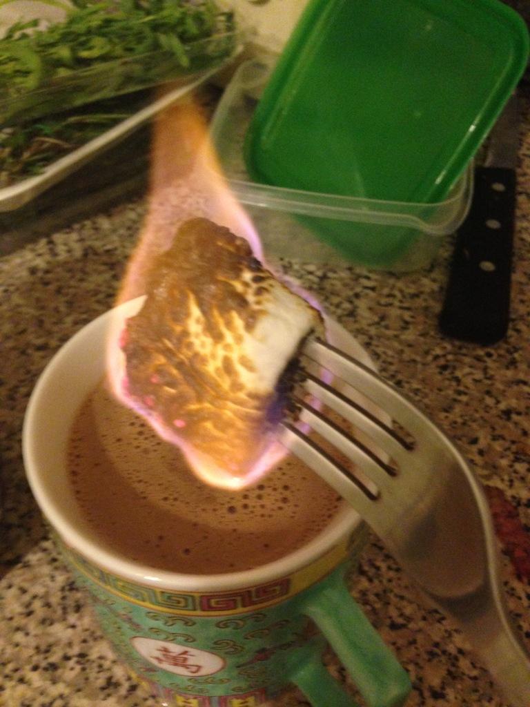 Vegan, GF marshmallows!