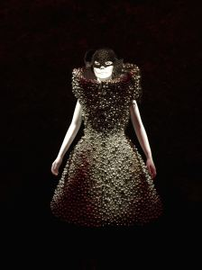 Bjork's Bell covered dress